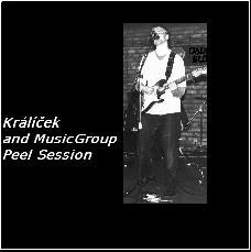 KRÁLÍČEK AND MUSICGROUP PEEL SESSION (2002)